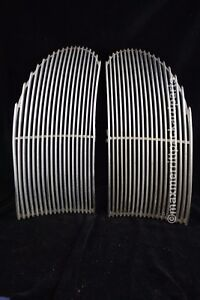 1940 Packard Side Grilles Left Right Sides