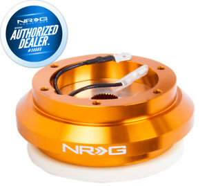 Nrg Steering Wheel Short Hub Adapter Civic 92 95 Eg Integra 94 01 Dc2 Rose Gold