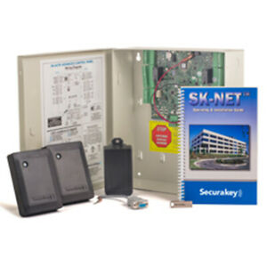 Securakey Etag Eaccess 6 Access Control System Kit For Two Doors