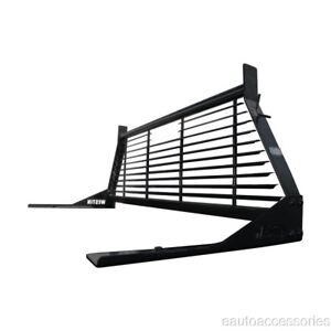 57 8035 Westin Black Powder Coat Hd Headache Rack Fits Ram 1500 2500 3500