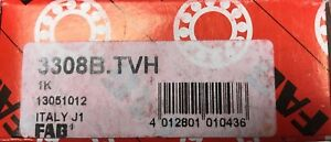 3308b Tvh Fag Angular Contact Double Roller Ball Bearing Size 40x90x36 5mm