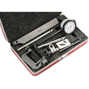 Starrett 650a5z Dial Test Indicator Set