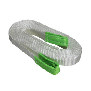 Grip 20 X 1 Heavy Duty Tow Strap 2500lbs Working Capacity Lifting Sling 23027