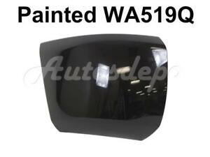 Painted Wa519q Front Bumper End Cap Rh For 2008 10 Chevy Silverado 1500 W O Hole
