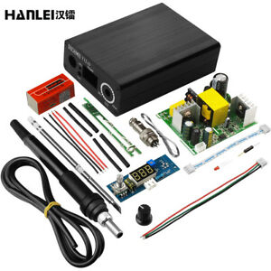 Digital Soldering Iron Station Temperature Controller Diy Kits For Hakko T12
