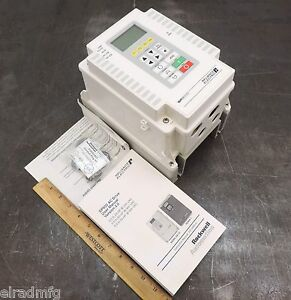 Baldor Reliance 6sp44x 022ctan Ac Drive 3 Phase Speed Controller 15 Hp 480 Vac