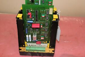 Datron K448d K447d Power Supply And Evaluation Board Used On Vdf Lathe