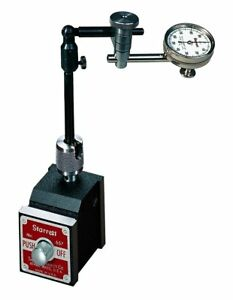 Starrett 657c Magnetic Base And Post Assembly In Stock