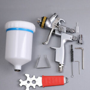 Zh4000b Paint Spray Gun Gravity 1 3mm 600ml Advanced Atomization Technology