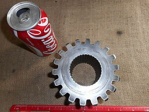 Axle spur Gear P n F8407 11 For Military Pettibone Rt Forklift Rtl10 10 000 Lb
