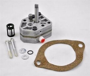 Western Fisher Snow Plow Hydraulic Pump Kit Unimount 49211 7049 7052 Snp8211