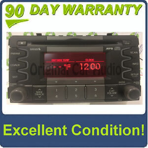 2010 2011 Kia Soul Oem Am Fm Radio Cd Player W Out Amplifier 96140 2k200