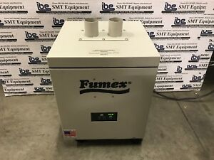 Fumex Gs1 100 Dust Collector fume Extraction System 120v 60hz 450 Watts