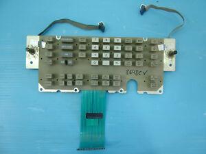 Hp 8648c Keypad Encoder 08648 60178 Complete Set Patentix 7219