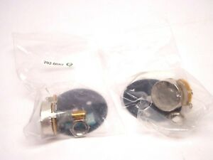 Lot Of 2 New Mcmaster Carr Digital Potentiometer With Knob 7436k41