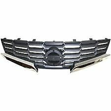 Fits 2008 Nissan Altima 2 Door Coupe Front Bumper Grille New