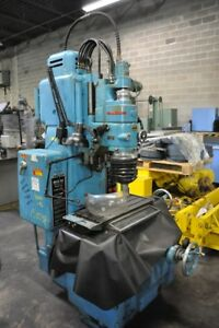 1960 Moore 3 25 To 225 Rpm Travels 18 X 11 Jig Grinder