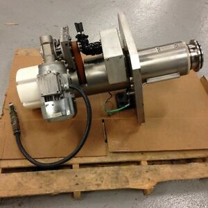 Bekaert Magnetron Rotary Feedthrough Drive Assembly