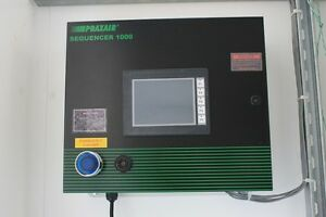 Praxair Sequencer 1000 pn Sp1000 Used To Switch To Second Gas Cabinet