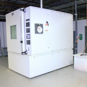 Tps Tenney Etcu 132 Temperature Humidity Cycling Test Chamber