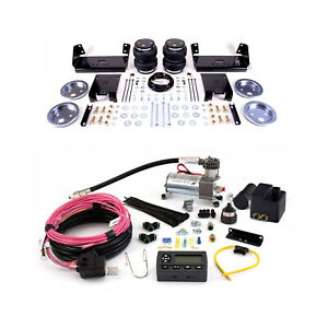 Air Lift Control Air Spring Wireless Air Compressor Kit For Ford Motorhome F53
