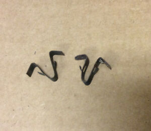 1964 1 2 1965 1966 1967 Ford Mustang Dash Defroster Duct Or Vent Clip Pair