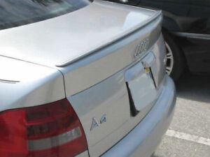 Usa Painted Trunk Lip Spoiler 96 01 Audi A4 S4 B5 4d Light Silver Ly7w 5b