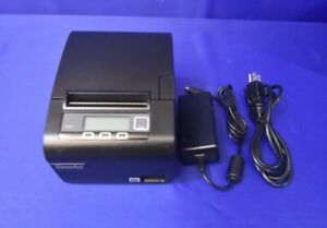 Sam4s Ellix 40s l Pos Point Of Sale Thermal Printer W Warranty