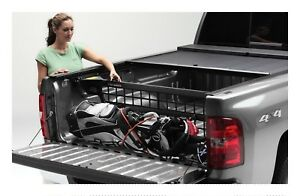 Roll n lock Cm262 Cargo Manager Rolling Truck Bed Divider Fits Canyon Colorado