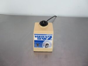 Vwr Vortex Genie 2 With Test Tube Top With Warranty