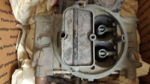 Holly Carburetor List 1850 3 1159 Used Suggested Rebuild Used Vacuum Secondary