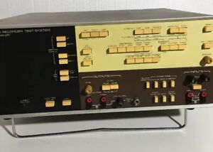 Sound Technologies st 1500a Tape Recorder Test System