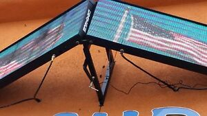 Led Sign Design Your Own Outdoor Full Color 75 00 Per Panel Made In Usa