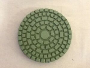 3 Concrete Polishing Pads 1500 Grit 24 Pieces C6