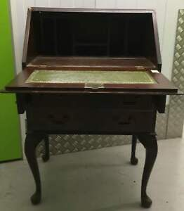 Late 19th Century Mahogany Bureau