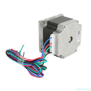 57step Stepper Motor Nema 23 45 56 76mm 4 wire 2a 180oz in Fr 3d Print Fg6