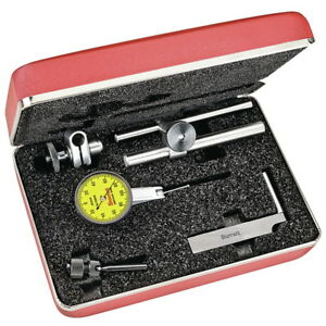 Starrett 709macz Dial Test Indicator Set