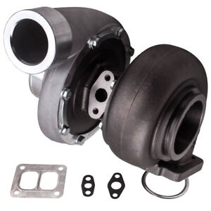 Gt45 T4 V band 1 05 A r 98mm Huge 600 hps Boost Upgrade Universal Turbo Charger