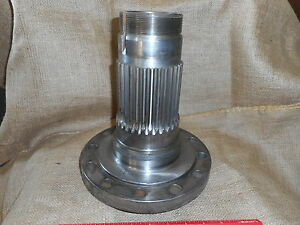 Spindle P n B1 7301 2 For Military Pettibone Rt Forklift Rtl10 Army Mhe199 215