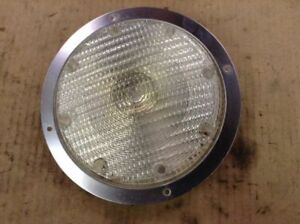 01 02 03 04 05 06 Ford E350 E450 E550 Ambulance Interior Dome Round Light Lamp