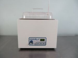 Vwr 89032 214 Digital 5 Liter Water Bath With Warranty