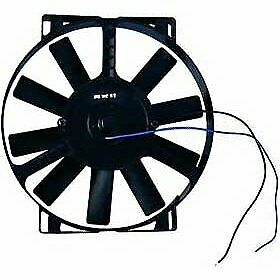 Proform Electric Fan 1 000 Cfm Puller 10 Dia Single 67010