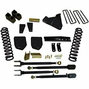 Skyjacker Suspension Lift Kit Front Rear New For F250 Truck F350 F114524k