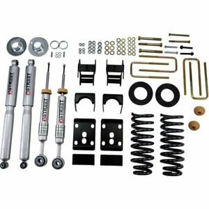 Belltech Lowering Kit New F150 Truck Styleside 67 0 78 8 In Ford 981sp