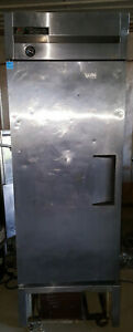 True Refrigerator Reach In Single Door Cooler Fridge T 23 Commercial Restaurant