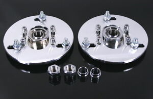 Bmw E46 316 320 323 325 328 M3 Front Caster Camber Plates Kit For Coilovers