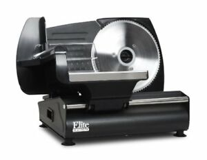 Elite Electric Food Deli Meat Cheese Slicer