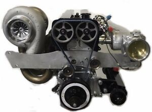 2jz Gte Turbo 2500 Hp Drag Race Engine Complete Toyota Supra 3 0 3 2 3 4 3 5