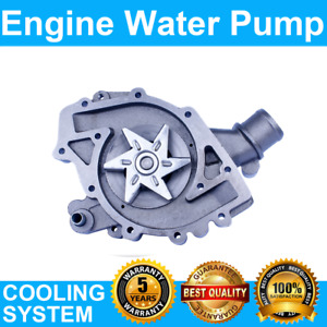 Engine Water Pump For 1988 1989 Ford E 350 Econoline V8 7 5l 460cid Ford F53 V8