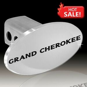 Jeep Grand Cherokee Oval Tow Plug 2 Trailer Receiver Hitch Cover Oem